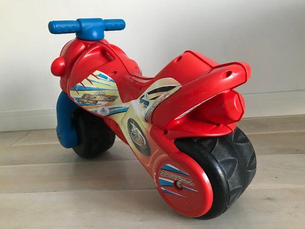 Motor Jezdzik super zabawa