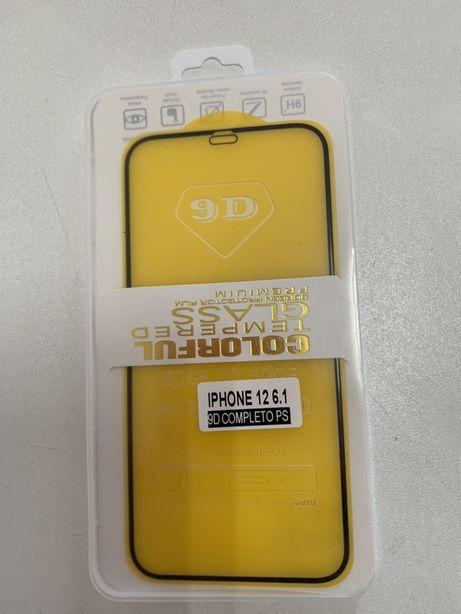Peliculas 5D ecran  total cola total iphone 12/pro/pro max e 12 mini