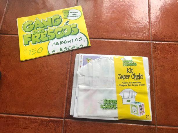 Kit Super Chefs, fita metrica para criancas