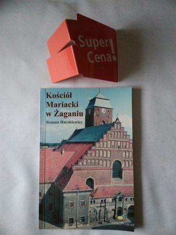 """informator """"kościół mariacki w Żaganiu"""" Roman Haczkiewicz"""