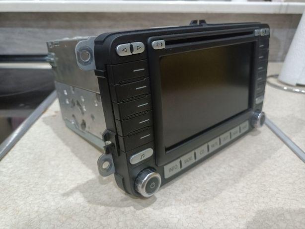 Radio samochodowe Passat B6