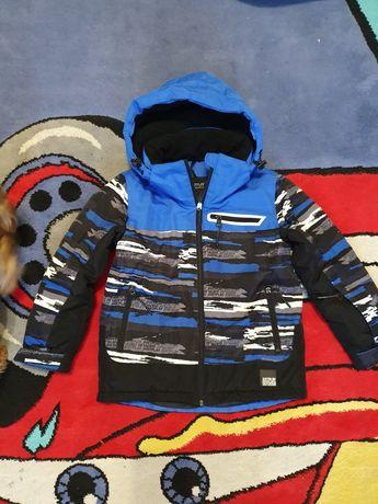 Зимняя термо куртка на мальчика