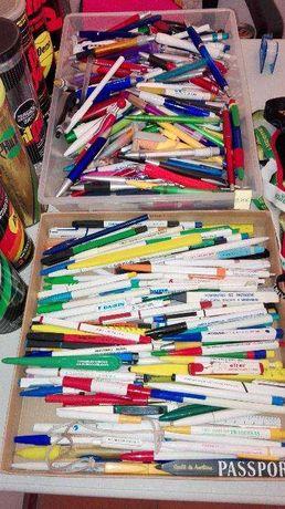 Colecção de canetas