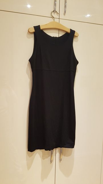 Sukienka mała czarna WŁOSKA 40 42
