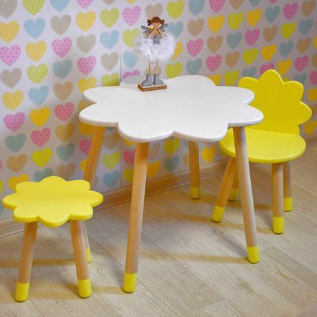 Детский стол, стульчик. Детская мебель.  Комплект