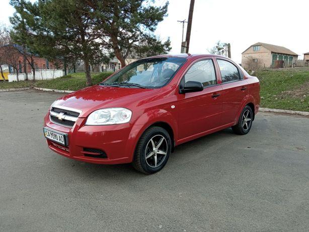 Chevrolet Aveo газ