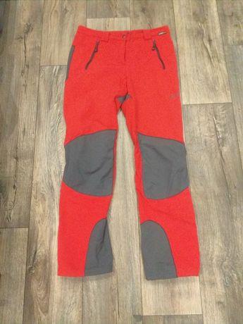 Трекинговые женские штаны Jack Wolfskin flex shield