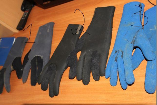 Перчатки неопреновые 3 мм.