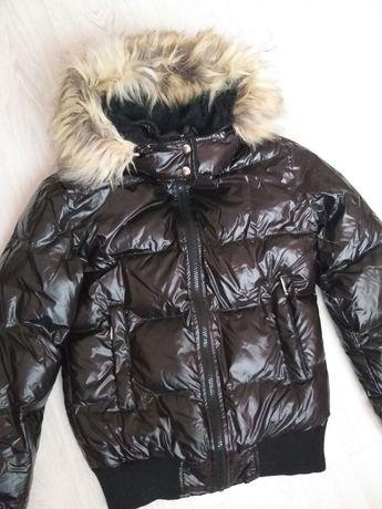 Зимова курточка розмір xs
