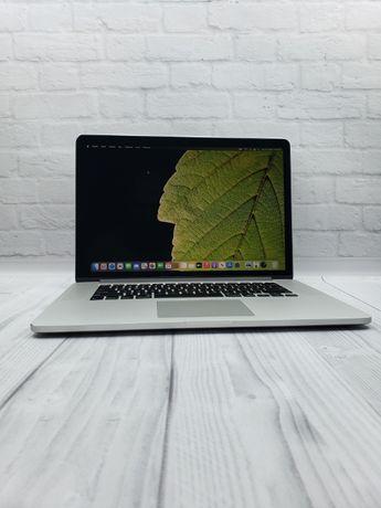 "MacBook Retina 15,4"" Mid 2014 MGXC2 SSD 512 Gb 16Gb RAM Магазин Гарант"