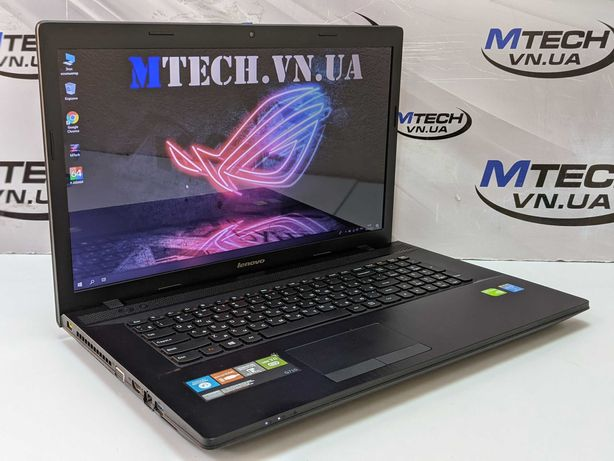 Ноутбук Lenovo G710 /i3-4000M/4Gb/1Tb/GT 740M/Гарантия/Рассрочка/Дроп