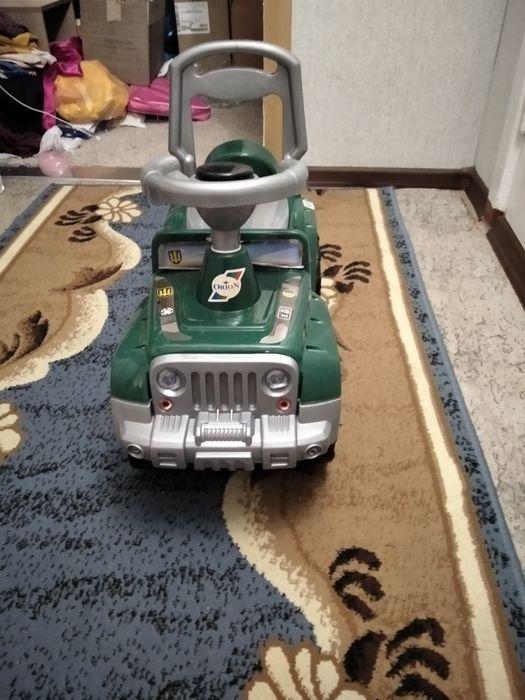 Детская машинка каталка Энергодар - изображение 1