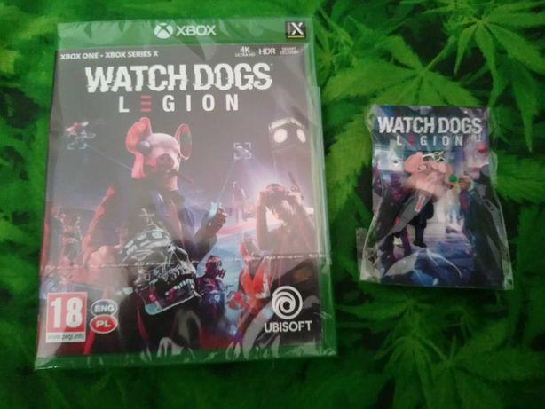 Watch dogs legion xbox one nowa !!