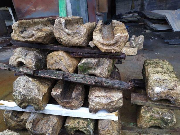 Caleiras em granito