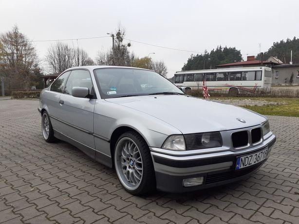 BMW e36 coupe 320i