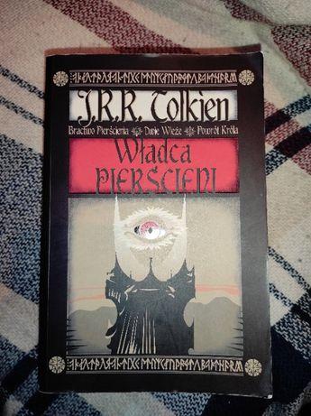 """Książka """"Władca Pierścieni - Trylogia"""" - J. R. R. Tolkien"""
