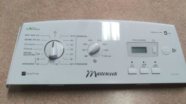 Mastercook PTD-3135P programator