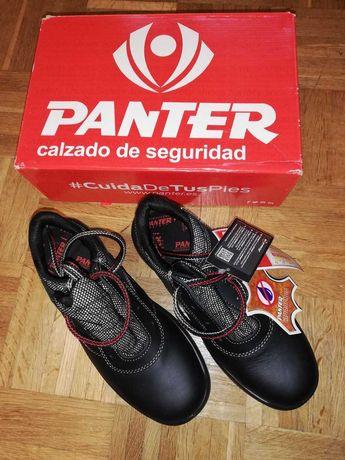 Nowe buty ochronne półbuty bezpieczne PANTER DIAMANTE LINK r. 40