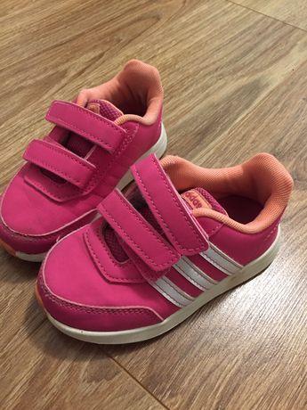 Adidasy r. 24 dziewczęce buciki sportowe