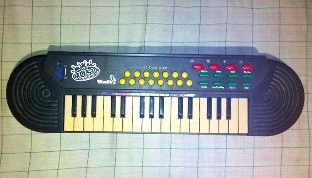 Детский, музыкальный синтезатор