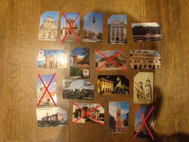 Karty telefoniczne + 2 segregatory gratis kolekcjonerskie
