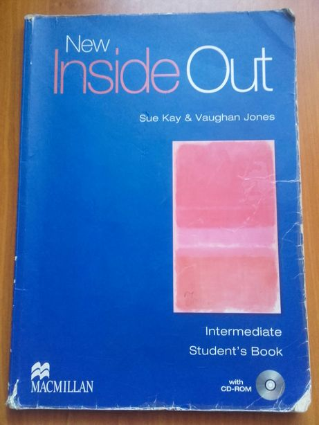 New Inside Out Intermediate Student's Book Wydawnictwo Macmillan