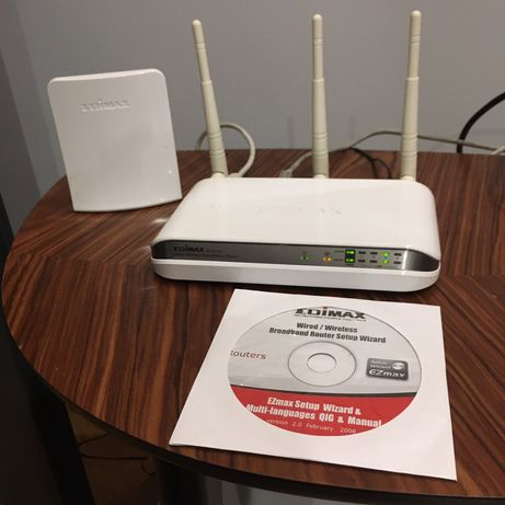 Router Edimax BR-6504n Wireless 802.11n