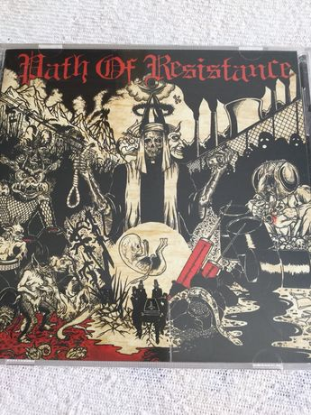 Path of resistance .agnostic front  terror cro-mags earth crisis