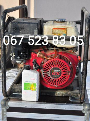 ПРОКАТ, аренда ГЕНЕРАТОРОВ на 6.5 кВт 220 V и на 10 кВТ 380 V (в фото)