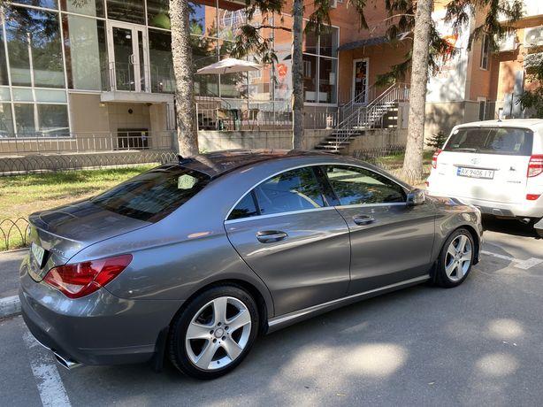 Mercedes benz cla 250 4matic 2015