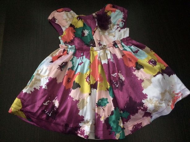 Платье в идеальном состоянии до 2 лет - 100 грн