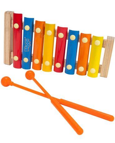 Музичний інструмент ксилофон Marvel Nurf