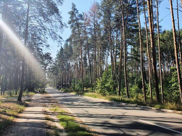 Буча лесная, ул. Полтавская - 6 соток под строительство частного дома.