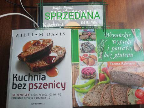"""Zestaw """"Wegańskie wypieki bez glutenu"""" oraz """"Kuchnia bez pszenicy"""""""