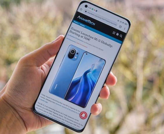 Nowy Xiaomi mi11 8)256 z ubezpieczeniem.sprzed/zam