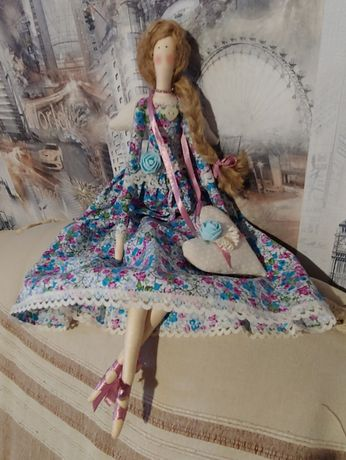Тильда Ангел кукла