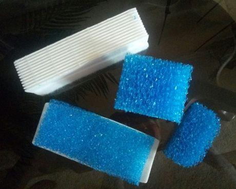 Фильтры для пылесосов THOMAS томас нера томсон набор комплект фільтри