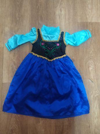 Карнавальное платье Анны