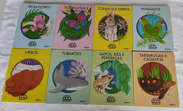 Coleção Eco - Animais