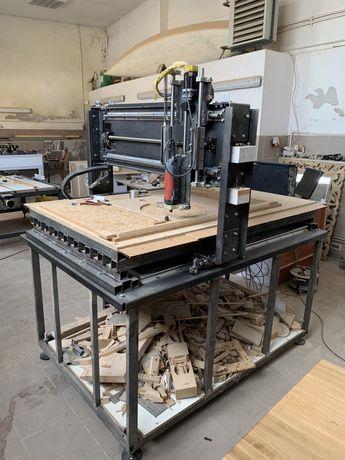 Ploter CNC , frezarka CNC 1300x800x200