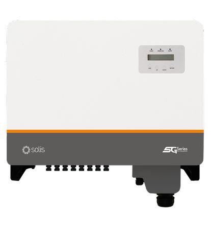 Мережевий інвертор Solis 30K-5G