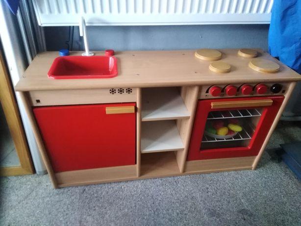 Kuchnia dziecięca z akcesoriami