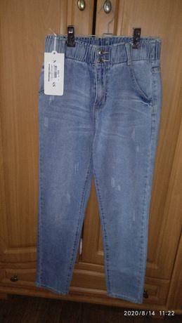 Женские свободные джинсы. Баллоны. НОВЫЕ