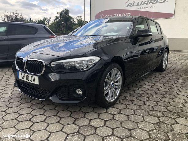 BMW 116 D PACK M 2017
