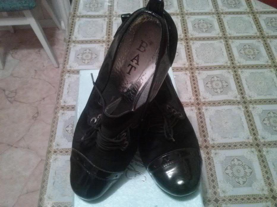 Продам туфли на танкетке Ковель - изображение 1