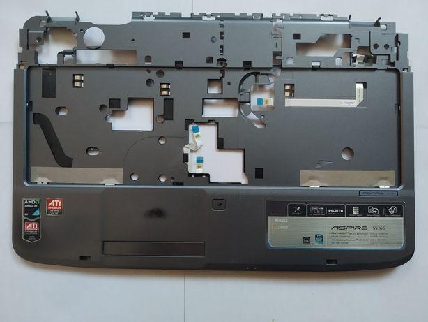 Верхняя часть корпуса с тачпадом acer aspire 5536g