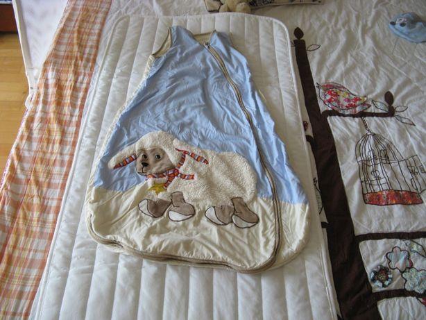 saco de dormir de primavera/verão
