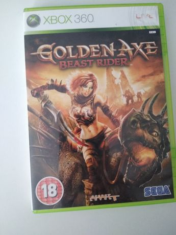 Gra Golden Axe XBOX 360