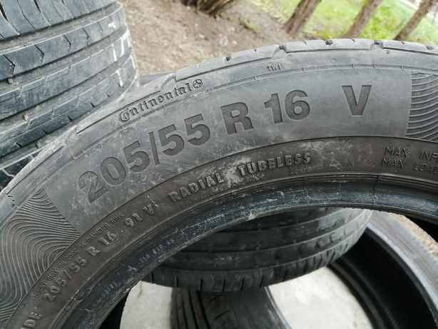 Opony Continental ContiPremiumContact 5 205/55 R16 0518