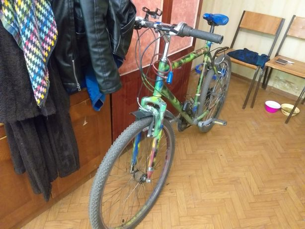 Велосипед на обмен или продаж
